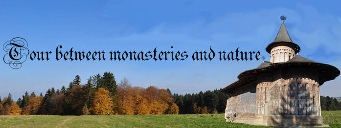 Tour between monasteries and nature